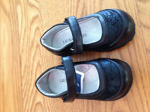 Brand new Laura Ashley shoes - black size 5.5