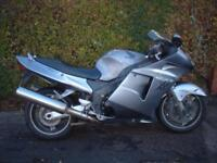 Honda CBR1100XX BLACKBIRD MOTORCYCLE