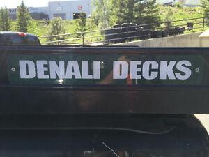 Denali sled/atv deck