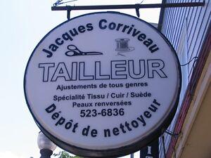 Jacques Corriveau Tailleur,Réparation Cuir SUEDE AGNEAU RENVERSÉ Québec City Québec image 1