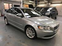 2010 10 Volvo S40 1.6D ( s/s ) 2010MY DRIVe SE Lux LEATHER TRIM