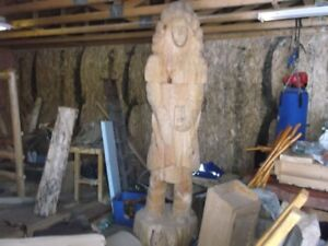 10  chainsaw hand   carvings