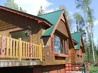 Rocky Mountain Home for Sale in Dunster BC