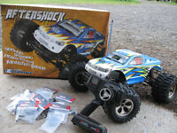 For Sale. AFTERSHOCK / TL sports. Gas powered RC. $400.00