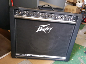 Peavey Bandit Transtube 112. Works great, comes with cover.