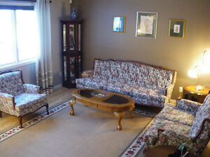 Walsh Acres Furnished One Bedroom Suite in a Bi-level House
