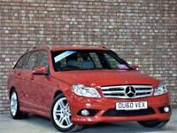 Mercedes-Benz C-Class C220 CDi BlueEfficiency Sport 2.1L 5dr