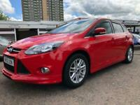 2012 Ford Focus 1.6 125 Zetec S 5dr Hatchback Petrol Manual
