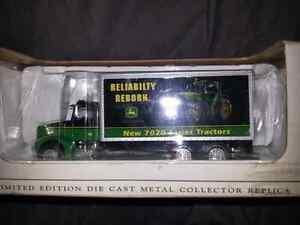Replica john deere truck $20.00 o.b.o.