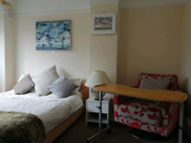 Light spacious double Room