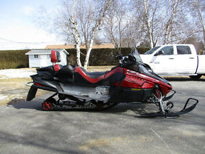 2008 Arctic Cat TZ1 LXR
