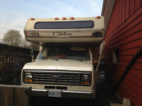 Only 58 000KM Ford Citation Motorhome