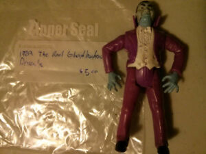 1989 The Real Ghostbusters Dracula $5