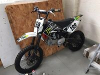 Stomp pit bike 140cc brand new engine SOLD