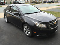 2013 Chevrolet Cruze LT Turbo Sedan LOW KM'S!!