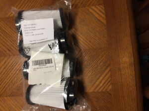4 Dirt Devil Replacement Filters F2 New