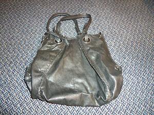 Ladies Black Faux Leather Purse