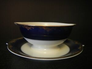 Rosenthal Germany Porcelain Bowl and Attached Plate NEW