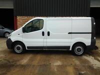 2006 VAUXHALL VIVARO 1.9 SWB VAN 1 OWNER FROM NEW IN VGC PART X WELCOME