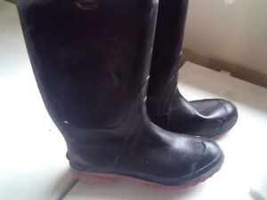 Rubber Boots size 8 Like New Condition