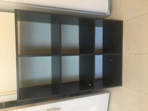 6 Square Cubby Shelf thingy