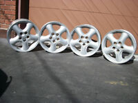 "4-16"" Mags fits Ford Escape, Focus and Fusion and Volvo"