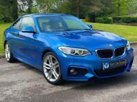 2016 BMW 2 Series 218D M SPORT Coupe Diesel Manual