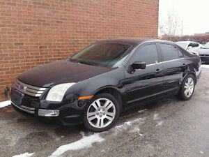 2007 Ford Fusion SE-L ALL WHEEL DRIVE **CERTIFIED **