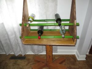 Jamaican STYLE Wine Cabinet
