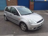 Ford Fiesta 1.4 zetec spare or repair starts and drives