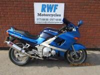 Kawasaki ZZR 600, 2001 Y REG, 29,398 MILES, 12 MONTHS MOT, VGC, JUST SERVICED