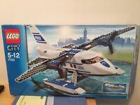 Lego city aeroplane 7723
