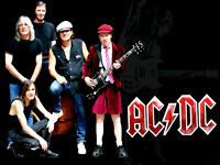 AC/DC Tickets - AC DC Tickets - Upper, Lower, Field