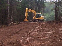 EXCAVATION, SEPTIC INSTALLATION, LANDSCAPING