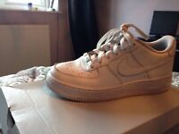 Size 5.5 Nike Air Force One