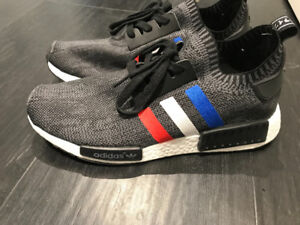 NMD R1 black greyTri-Color - size 10 (still available)