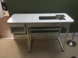 Janome Sewing Table