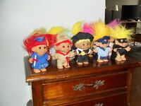 Collection de Trolls