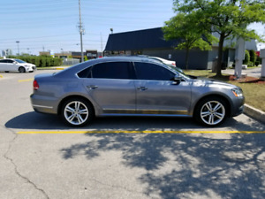 SUPER CLEAN DIESEL PASSAT HIGHLINE WITH SPORTS PCKG