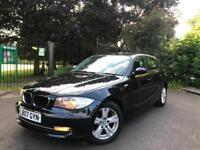 2007 Black BMW 118D SE 5 Door Manual Diesel - Not 120D M Sport