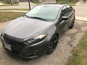 "2014 Dodge Dart SXT RALLYE | 8.4"" touchscreen"