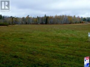 3 Acre flat, clear building lot close to highway