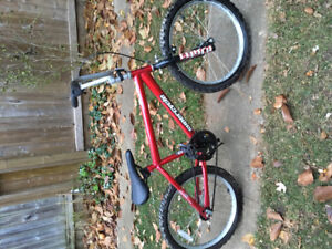 Boy's Bike  In really good condition, hardly used.$40.00