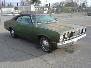 Looking for a Old Muscle Car in Ottawa