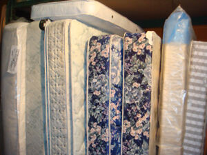Mattresses,box and frame