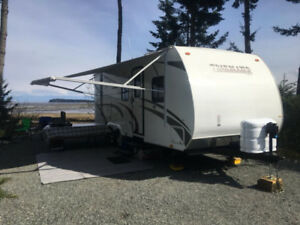 Trailer Bunk Model 25ft Trailblazer 2010