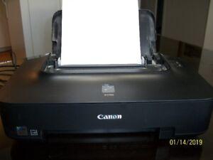 imprimante et écran plat