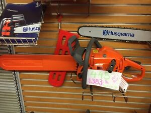 Husqvarna chain saw SALE 445