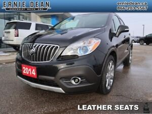 2014 Buick Encore Leather  LEATHER - 57,000 KM
