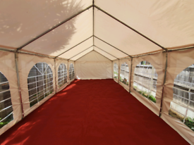 Cheap 4x8 Marquee Available to Hire